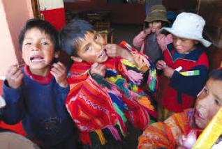 Peru Children Drew Dental