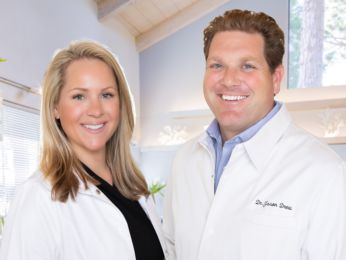 Aptos Dentists Jason and Allyson Drew