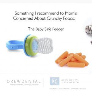 The Baby Safe Feeder